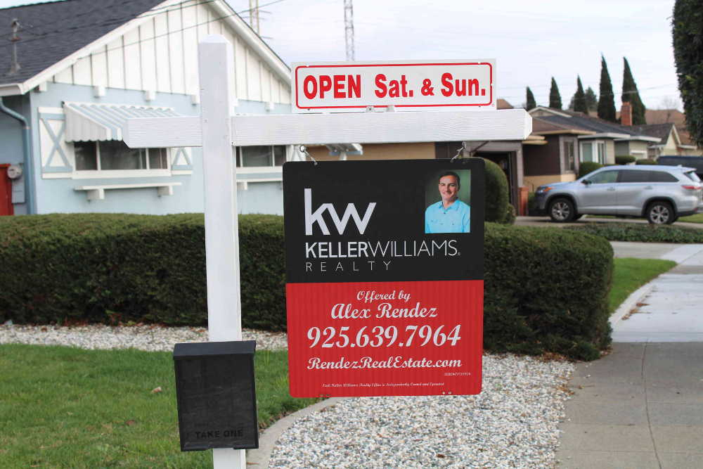 Residential Real Estate Signs Newport News Chesapeake
